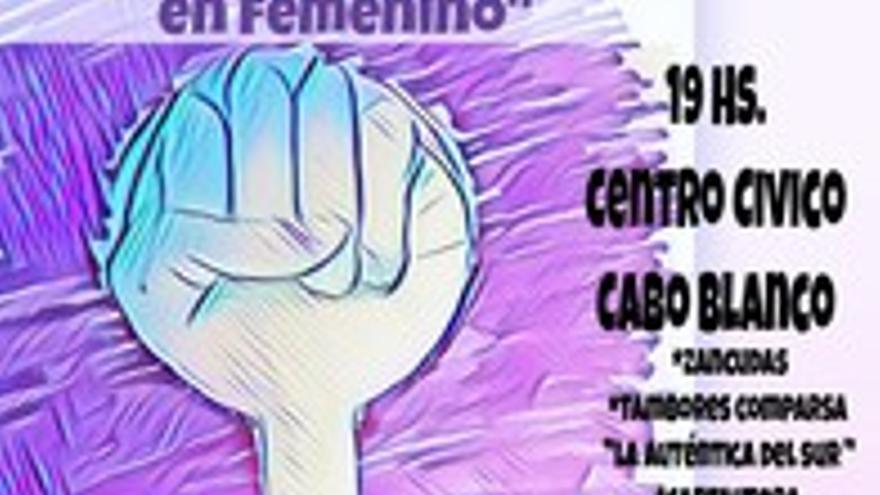 8 M Lenguajes Artísticos en Femenino