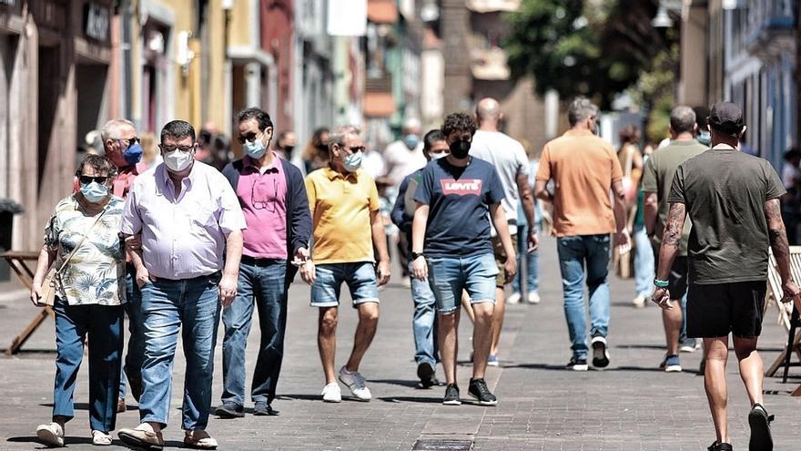 Tenerife acapara más del 70% de  los contagios en las islas en un mes