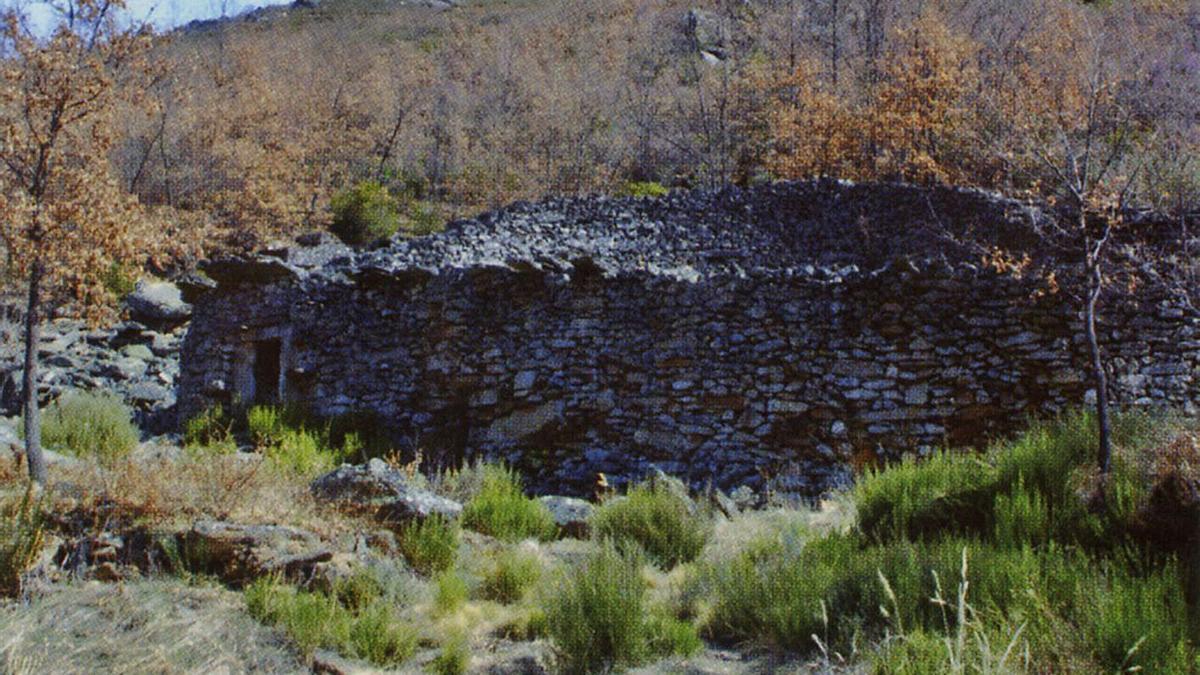 Colmenar de Fadrillo, en Cerdillo, escenario de una de las rutas organziadas en Sanabria.   L. O. Z.