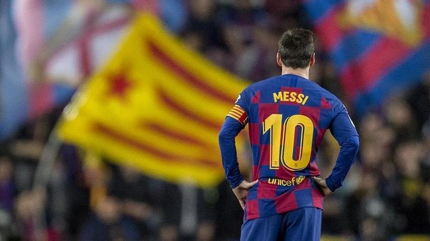 Messi responde a LaLiga y mantiene el pulso al Barça