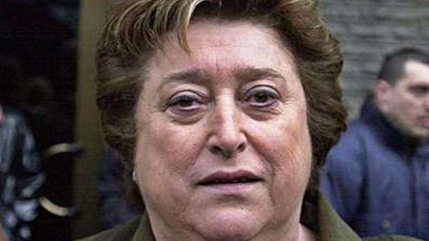 Entidades y Concello piden la medalla Emilia Pardo Bazán para Esther Pita
