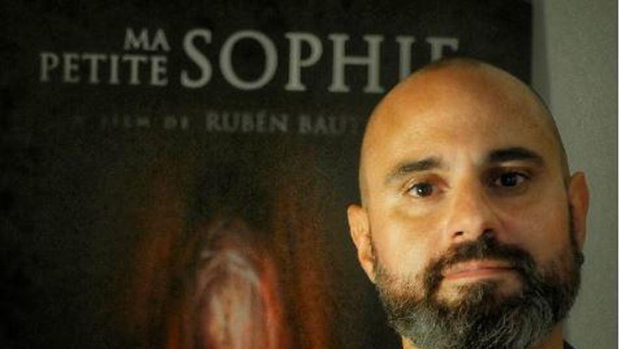 """Rubén Bautista:""""El cine de terror puede decir muchas cosas a través del subtexto"""""""