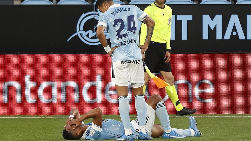 Murillo causa baja por lo que resta de curso y Tapia podría llegar con suerte al último partido