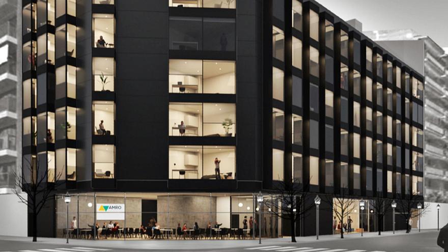 La falta de plazas dispara el interés inversor en residencias universitarias en València