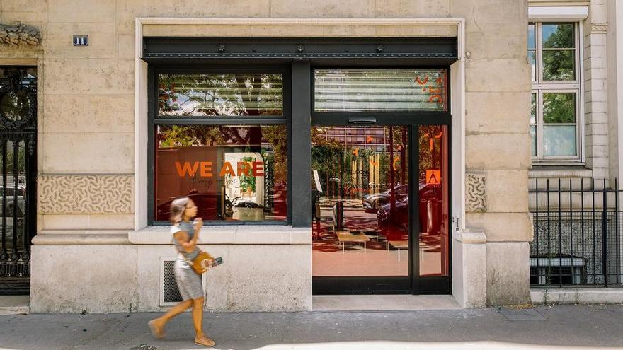 Actiu traslada su showroom en París: del Arco del Triunfo a un edificio histórico junto a la Plaza de la Bastilla