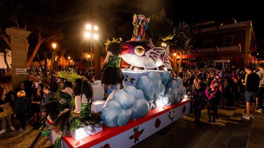Y colorín colorado, el Carnaval de cuento de Gáldar se ha acabado
