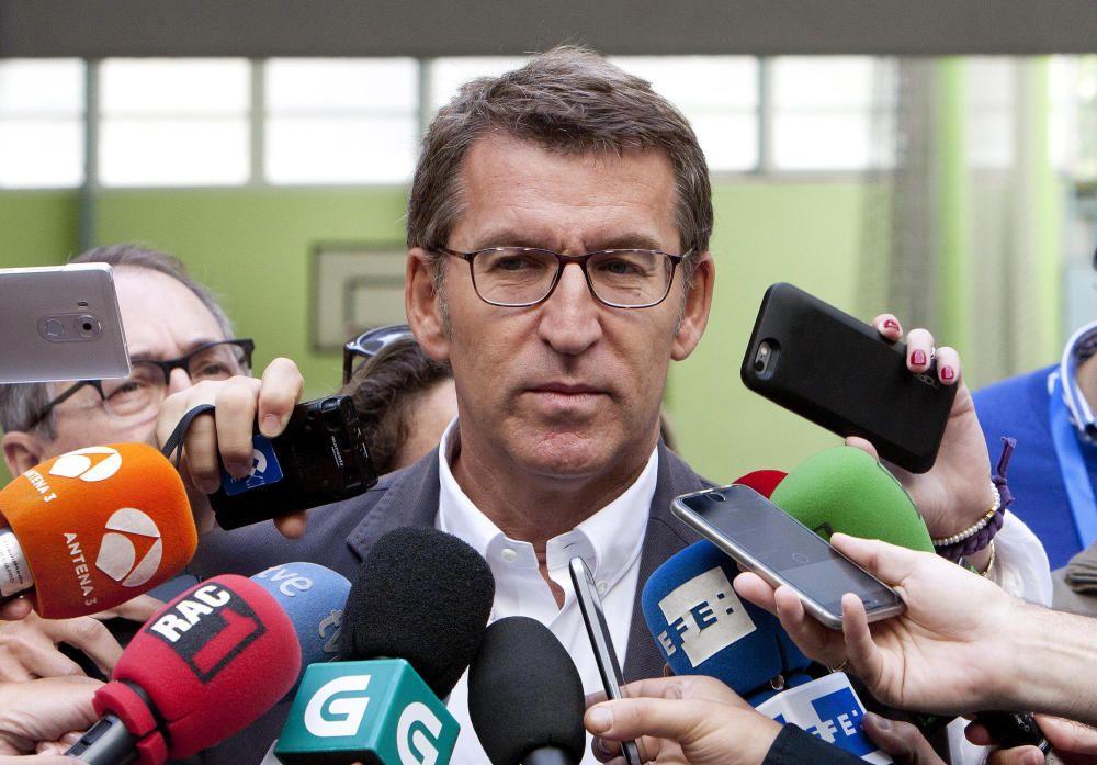 VOTACIÓN ALBERTO NÚÑEZ FEIJÓO