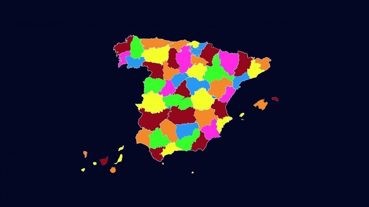 Mapa: ¿En qué fase de desescalada está cada provincia española?