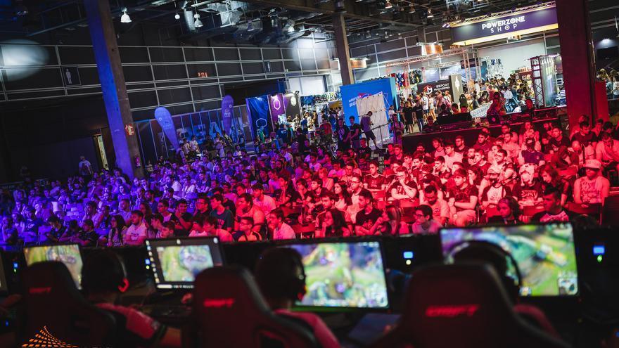 VIDEOJUEGOS | Juegos 'online' y un innovador 'marketplace' digital, la apuesta para 2020 de Dreamhack València