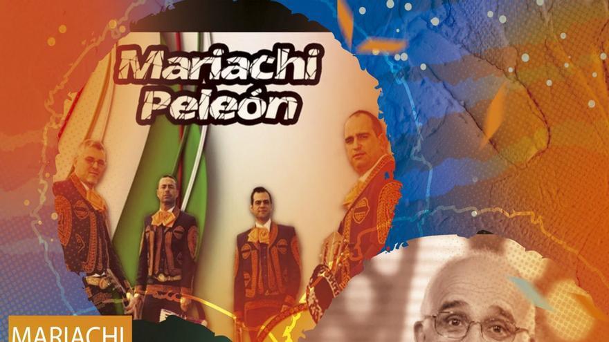 Reír y cantar con Jaime Marrero y el Mariachi Peleón