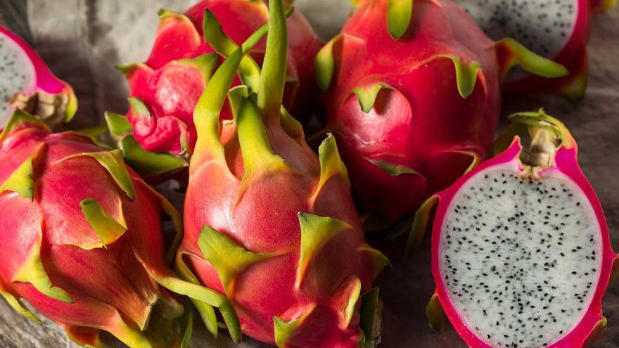 Pitaya, manjar de colores