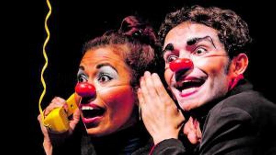 ¡Descubre el clown que llevas dentro!