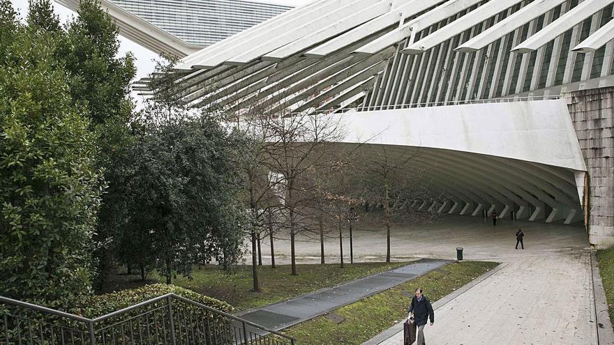 El centro comercial del Calatrava saldrá a la venta sin un precio mínimo