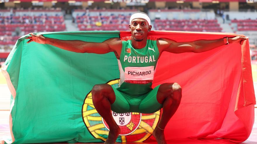 Pichardo da a Portugal el título de triple salto