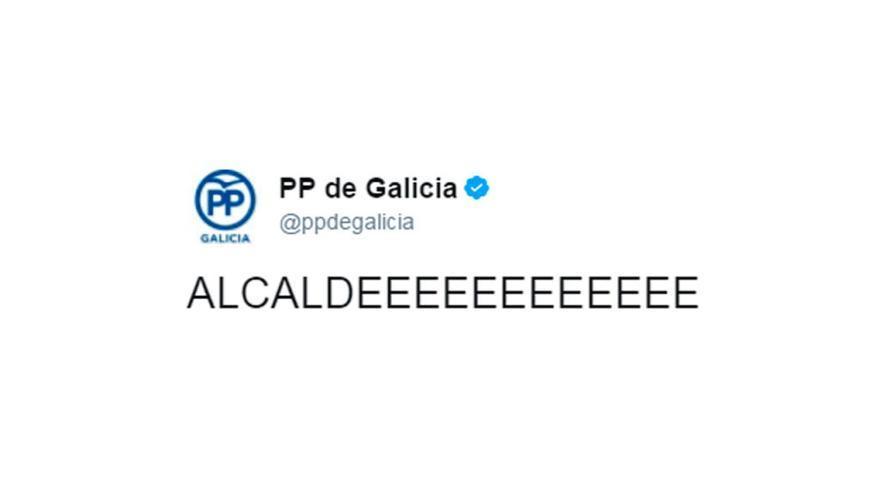 El PPdeG se hace un Pedrerol con las primarias del PSOE