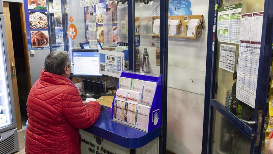 Más de 150.000 euros para el acertante de la Bonoloto en Benavente