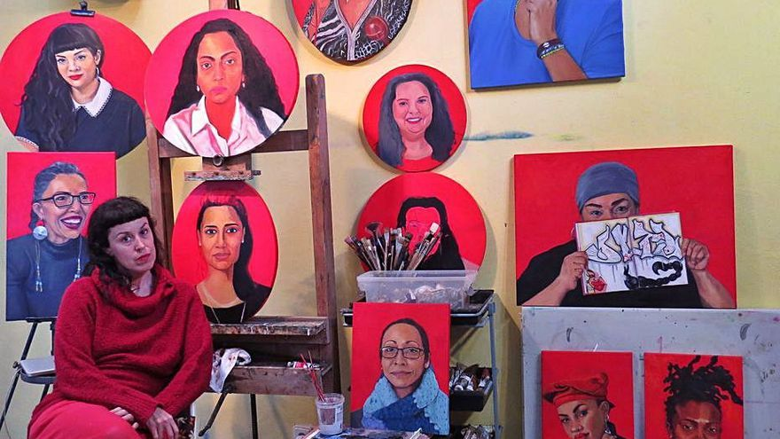 Mujeres del Bronx desde Ibiza