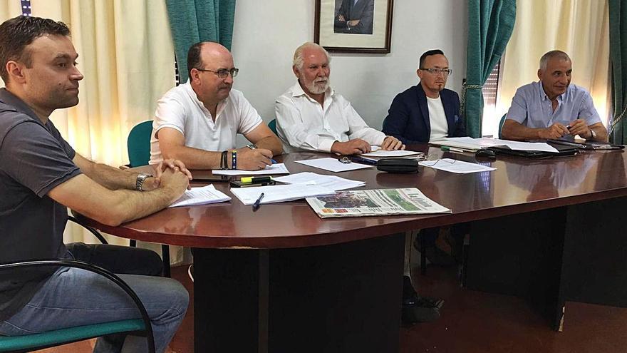 Félix Marbán deja la presidencia de la asociación de la capa parda por motivos personales