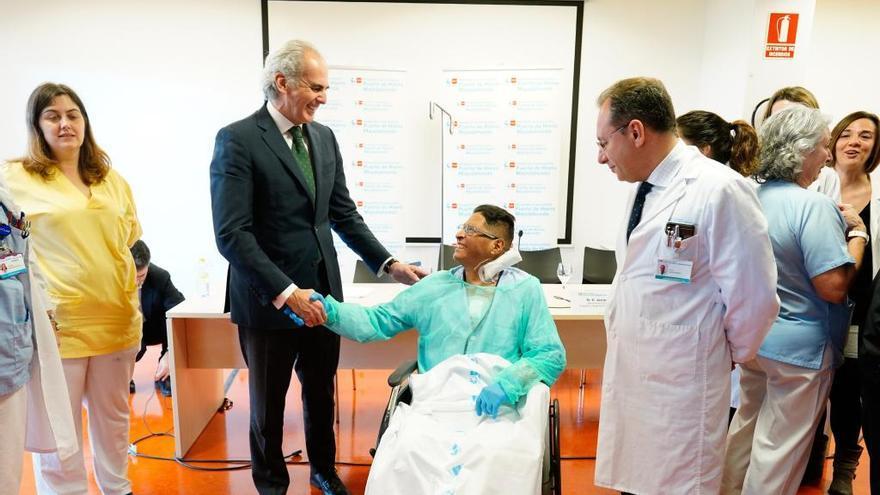 Primer trasplante cardíaco en España de un donante en parada cardiorrespiratoria