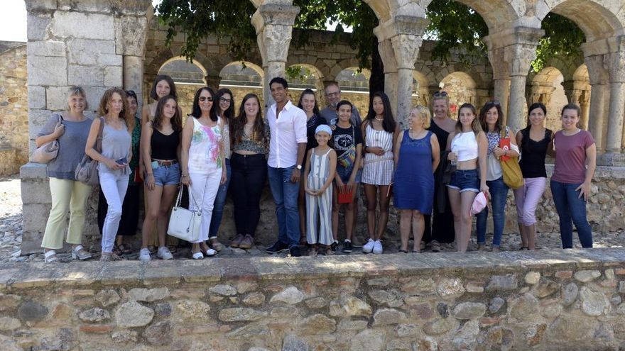 El Campus del Festival de Peralada rep al prestigiós ballarí cubà Carlos Acosta
