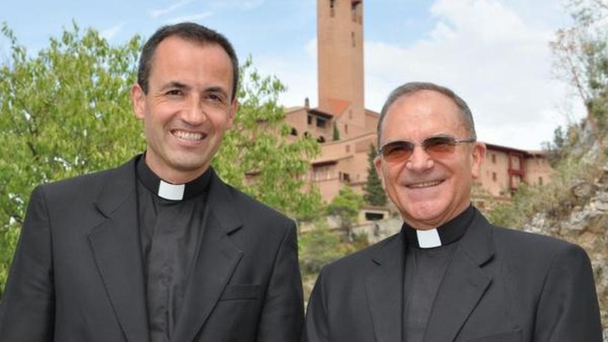 El profesor Ginés Pérez, nuevo sacerdote del Opus Dei