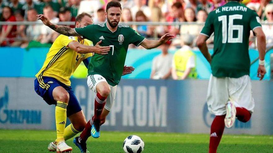 El Villarreal ata al internacional mexicano Miguel Layún