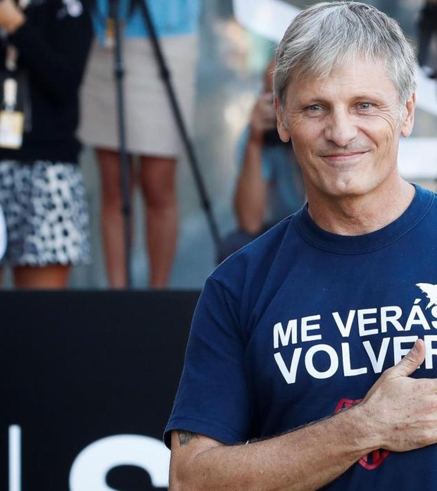 """Viggo Mortensen: """"Los políticos han hecho que salgan del armario bichos tóxicos"""""""