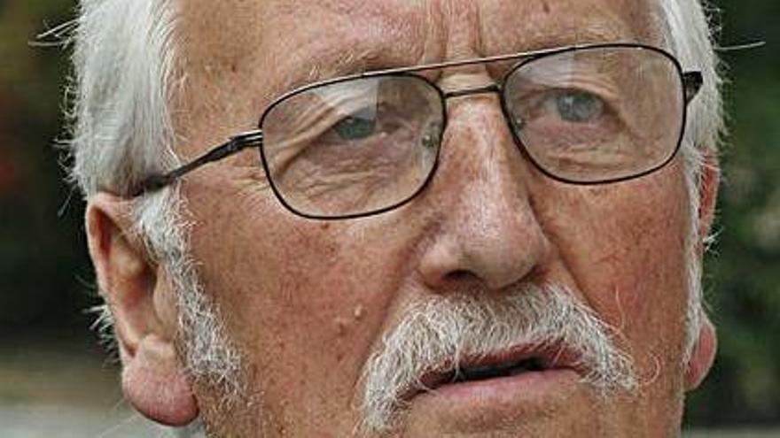 Fallece Manuel Marina, infatigable colaborador de la cultura y el deporte piloñés