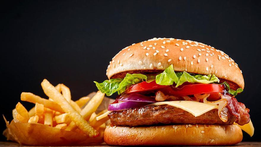 Las hamburguesas que Sanidad recomienda no tomar a personas con intolerancia al gluten