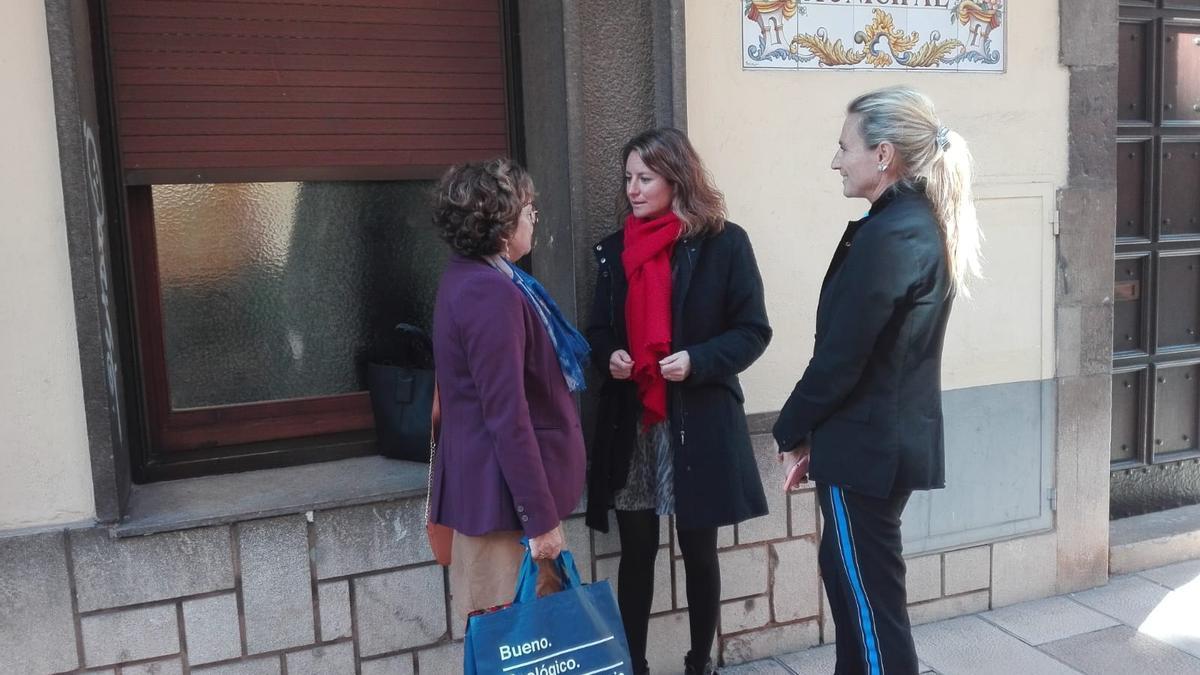 Carrasco (PP) pide priorizar la nueva biblioteca municipal de Castelló en las inversiones