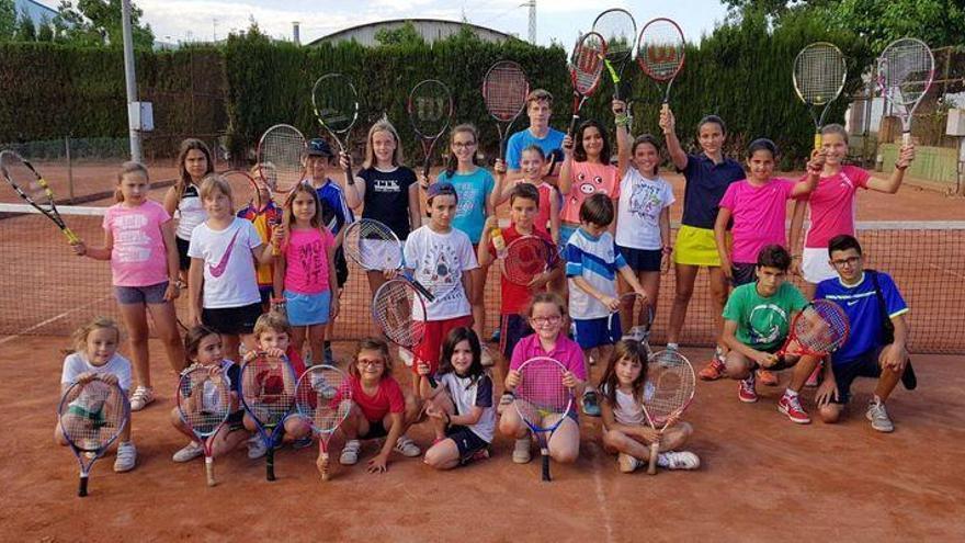 Tenis Drive Academy ofrece su campus de verano para niños