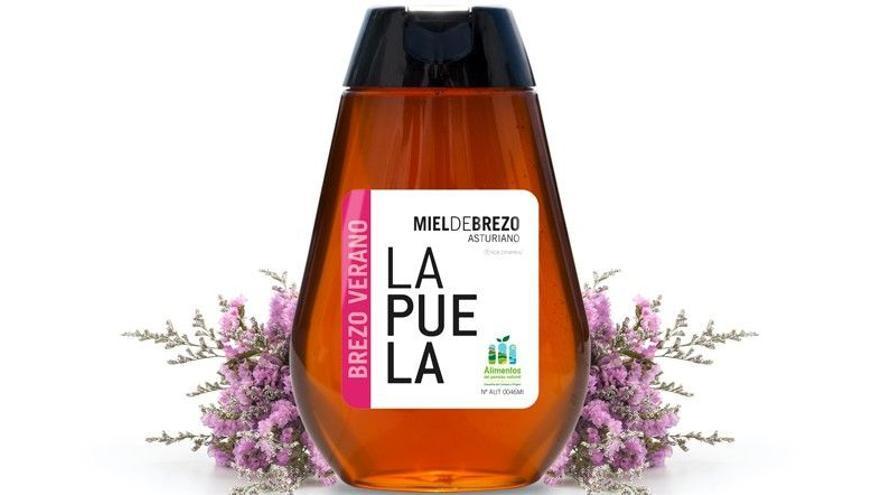 Miel LAPUELA, una miel cruda y 100% natural