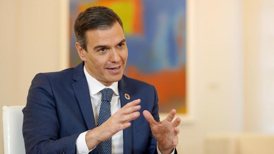 Sánchez ofrecerá el martes un balance de su primer año de Gobierno avalado por expertos