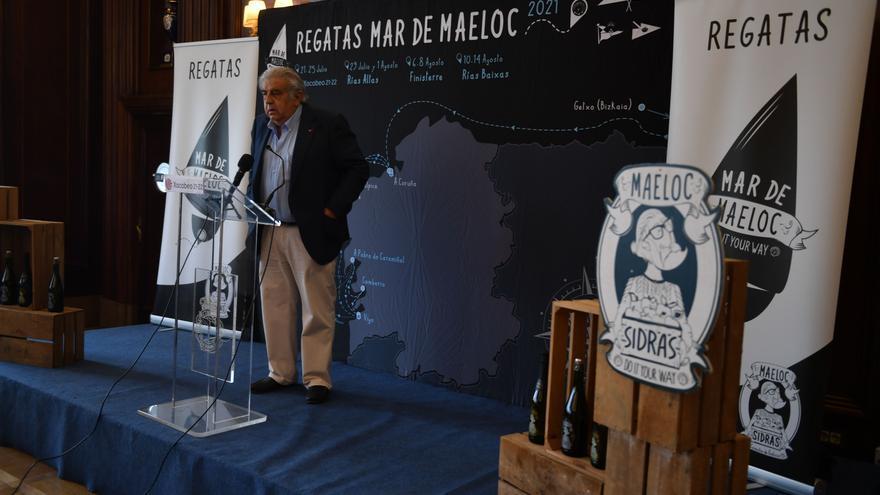'Mar de Maeloc' une A Coruña y Getxo en la regata más larga de la temporada