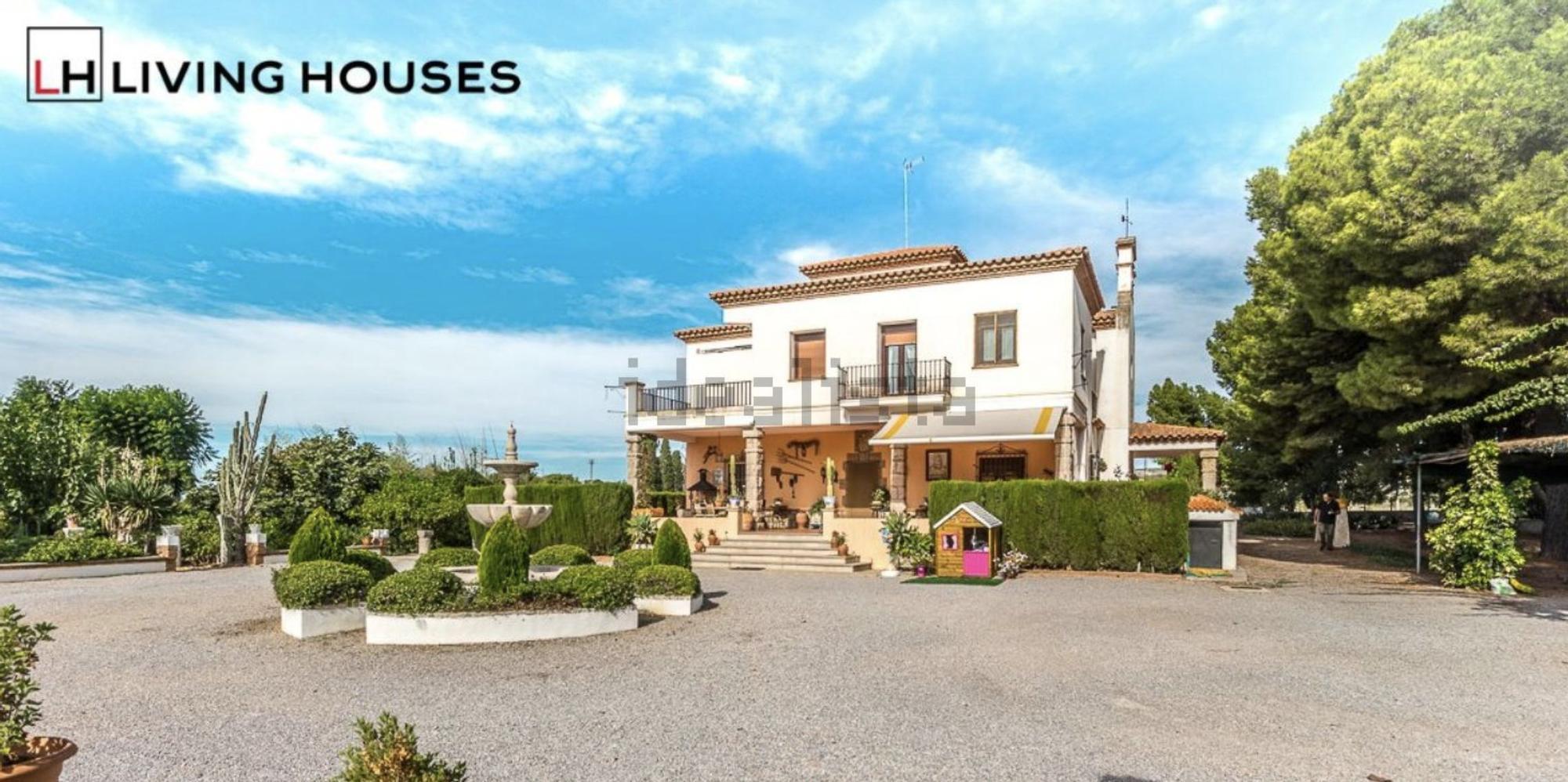 Casa de Castelló valorada en 1,7 millones de euro