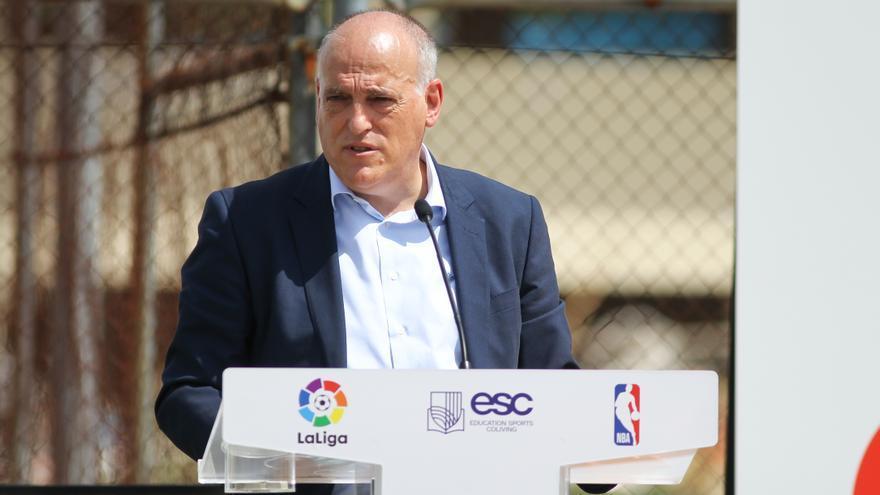 LaLiga sigue con su plan de comercialización frente al informe no vinculante de la CNMC