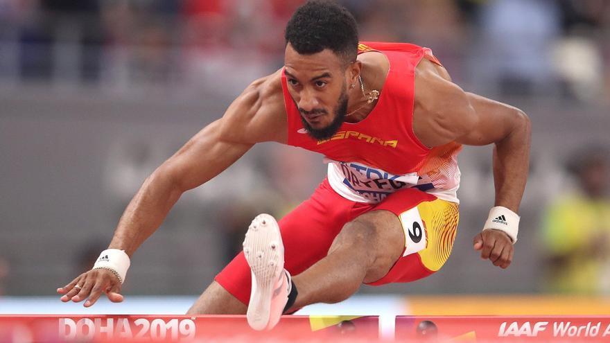 Orlando Ortega es baja por lesión en los Juegos Olímpicos de Tokio