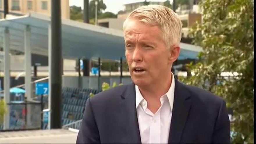 """El director del Abierto de Australia se muestra """"absolutamente seguro"""" de poder celebrarse"""