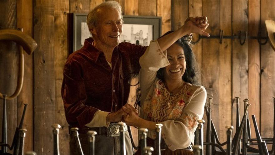 'Cry macho': el viejo Eastwood frente al espejo