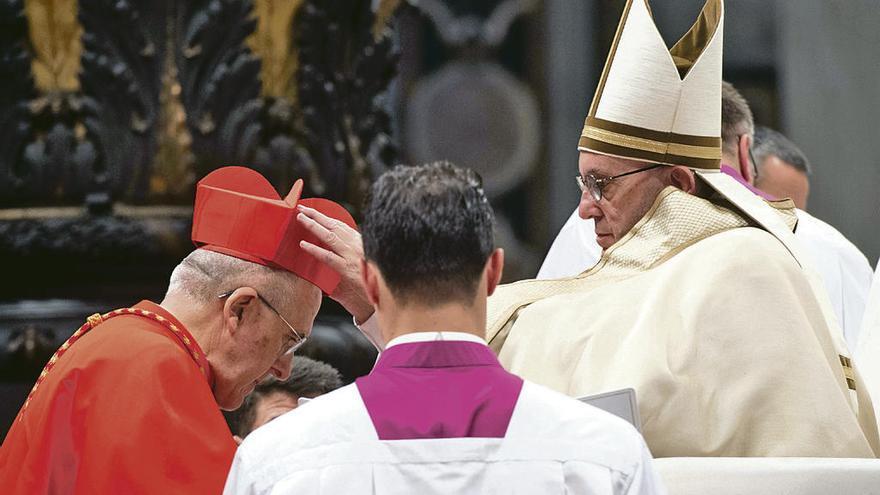 Carlos Osoro presentará su renuncia al Papa como arzobispo de Madrid este mes