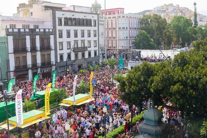 Carnaval de Día de Vegueta  | 15/02/2020 | Fotógrafo: Tony Hernández
