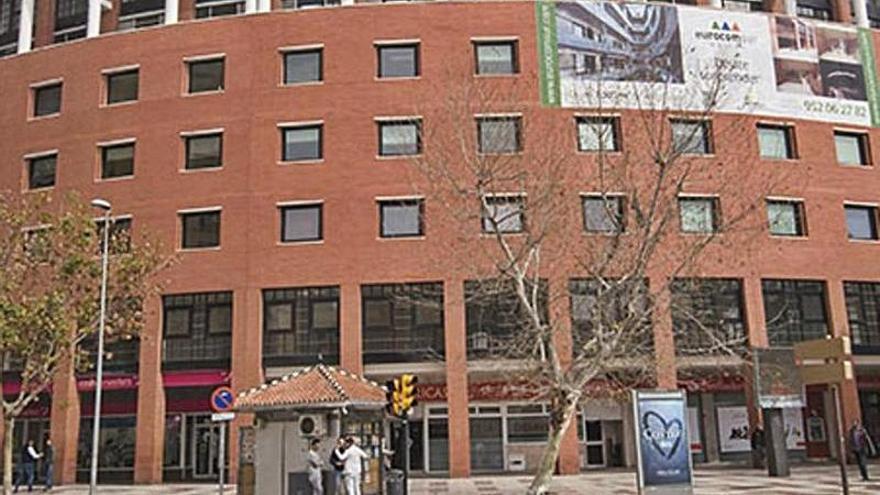 Luz verde para el alquiler de oficinas en el edificio Eurocom