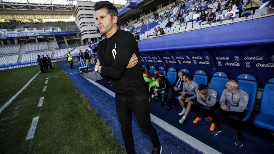Iván Ania, candidato a entrenador del Nàstic