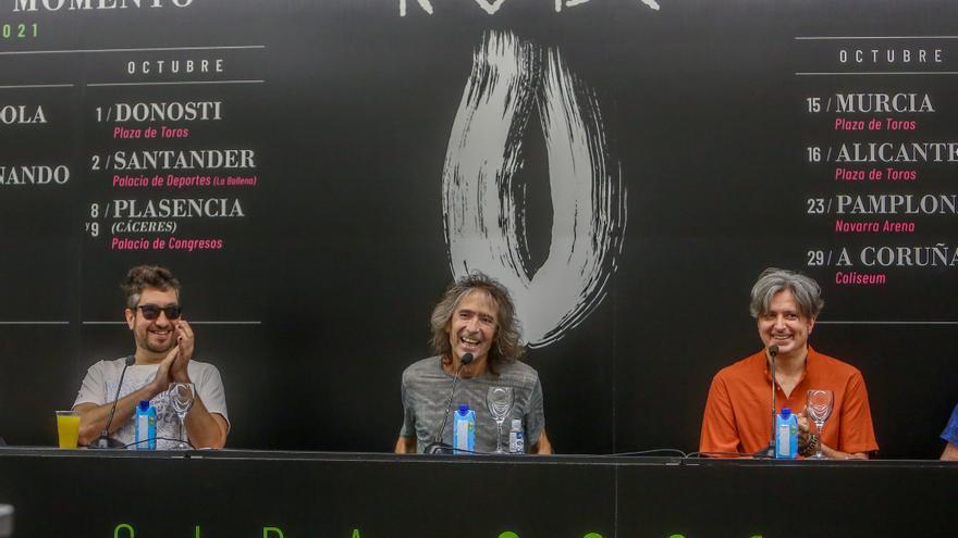 Robe Iniesta, de Extremoduro, anuncia una gira de conciertos en solitario