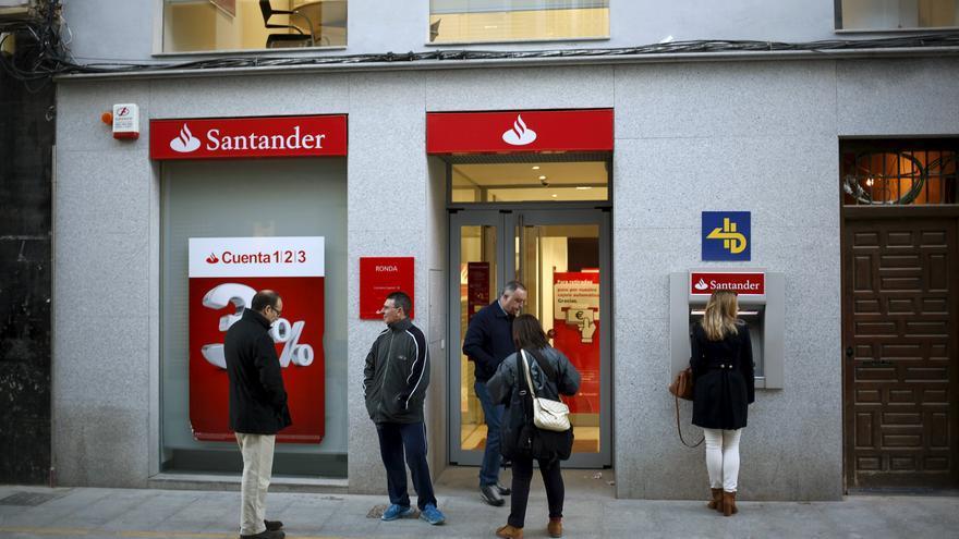 Banco Santander plantea cerrar el 45,7% de sus oficinas en Asturias