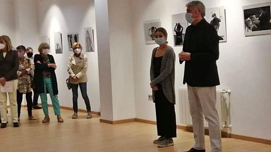 Joana Gargallo persigue remover conciencias con su muestra de fotografía