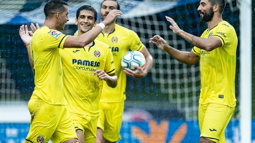 El Villarreal remonta al Colonia y mantiene su racha de victorias