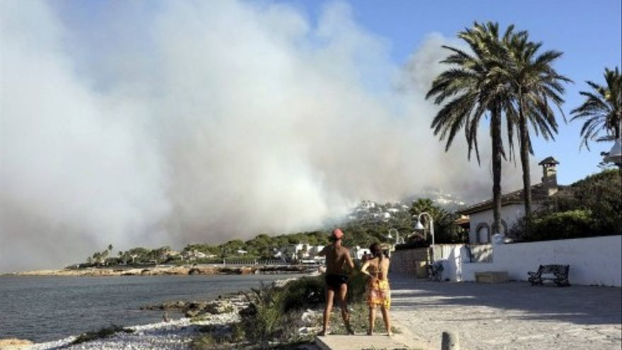 Los incendios forestales descienden a la cifra más baja de la historia con 252