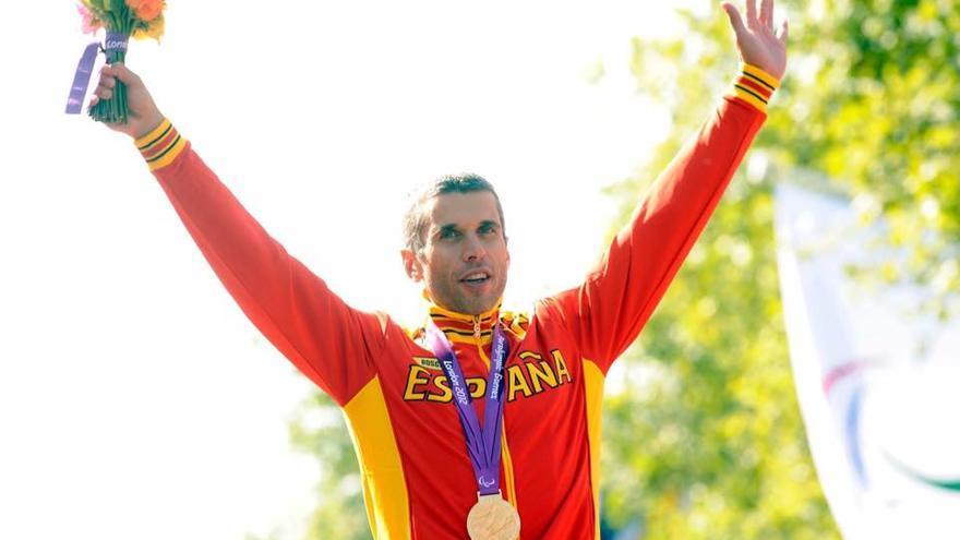 """La original promesa del atleta asturiano Alberto Suárez Laso: """"Cualquier cosa por una medalla"""""""