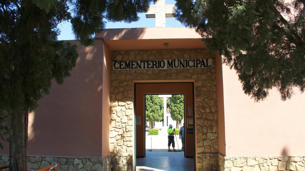 Cementerio de Almussafes.